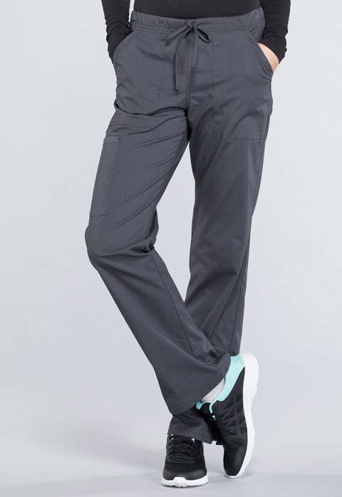 f5728b1770b Professionals Regular Length Drawstring Pant. Cherokee Workwear  Professionals Pewter Style #WW160